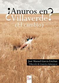¿Anuros en Villaverde? La Armuña (Salamanca)