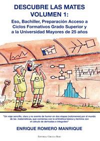Matemáticas Eso, Bachiller, CFGS y AU>25