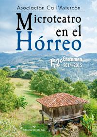 Microteatro en el Hórreo