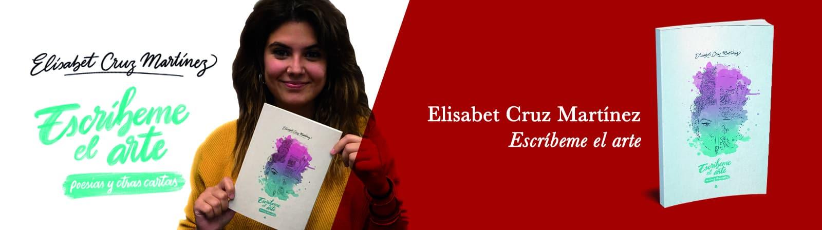 _Elisabet Cruz- Escríbeme el arte