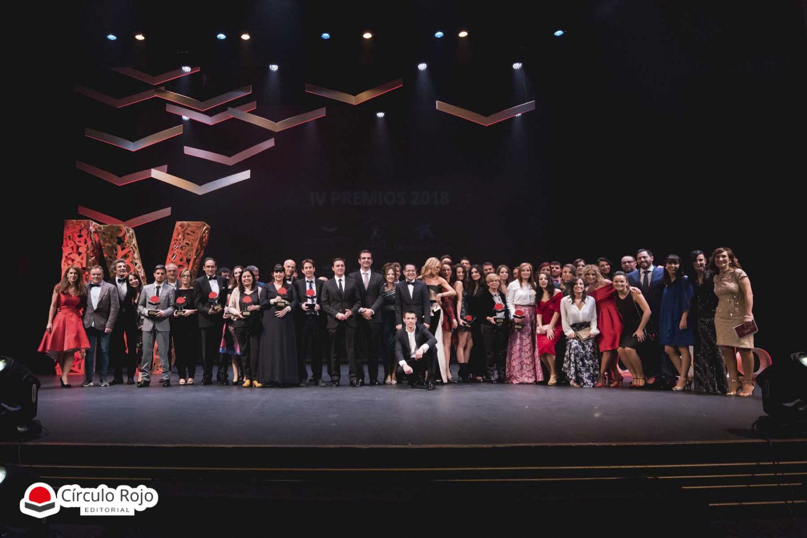 Premios 2018
