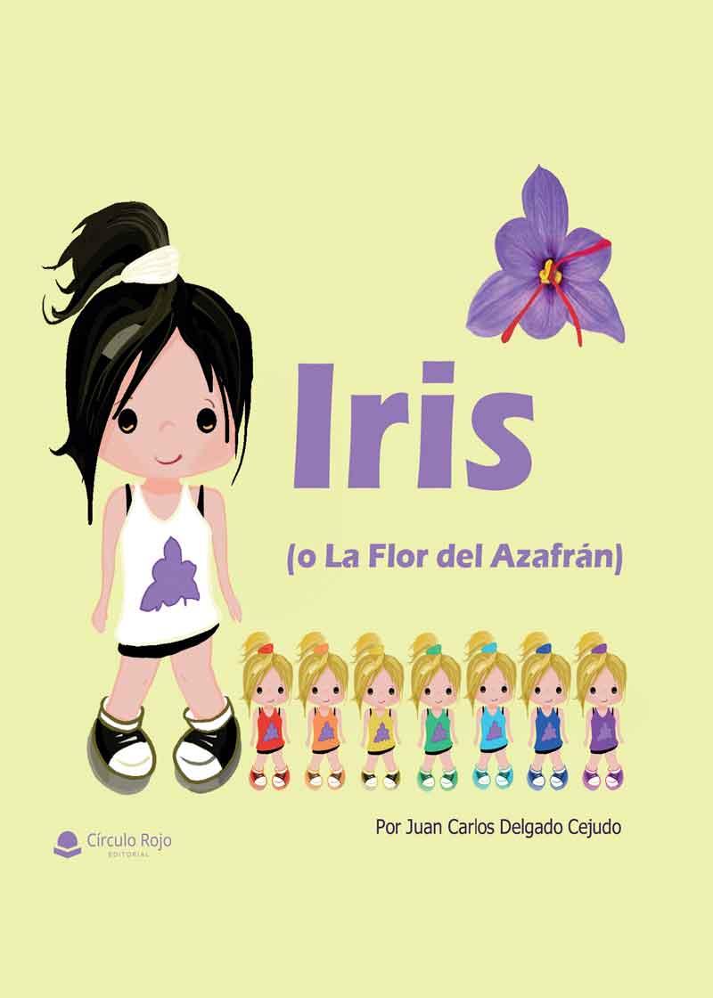 Iris o la flor del azafrán