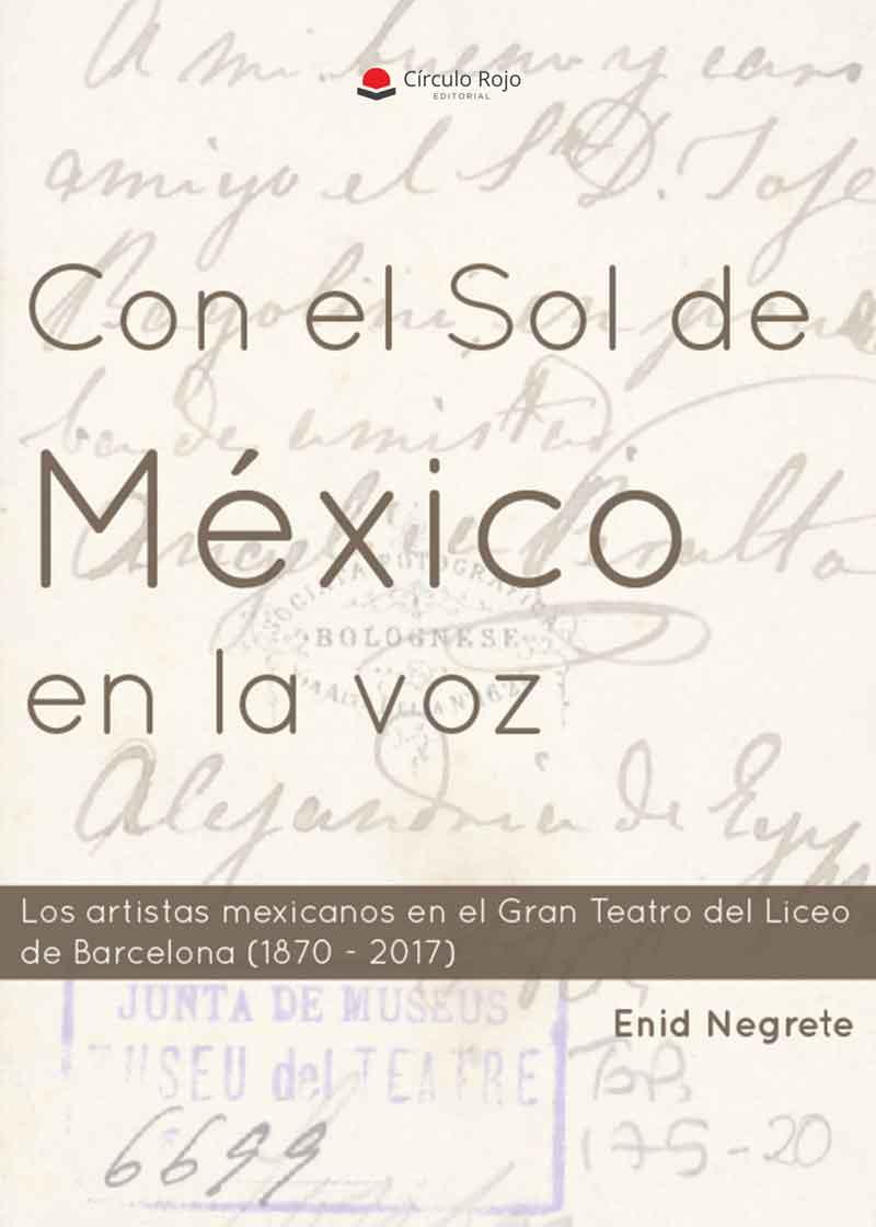Con el sol de México en la voz: los artistas mexicanos
